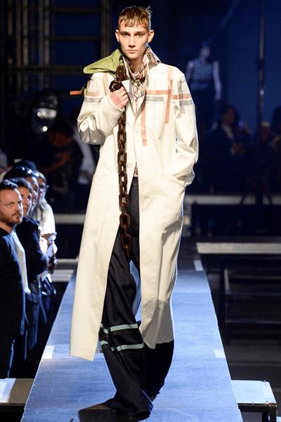 Неделя мужской моды в Париже: лучшие показы | галерея [2] фото [20]