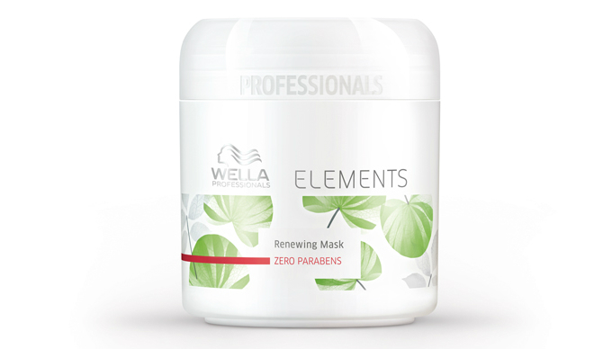Маска для волос Wella Professional Elements Renewing Mask