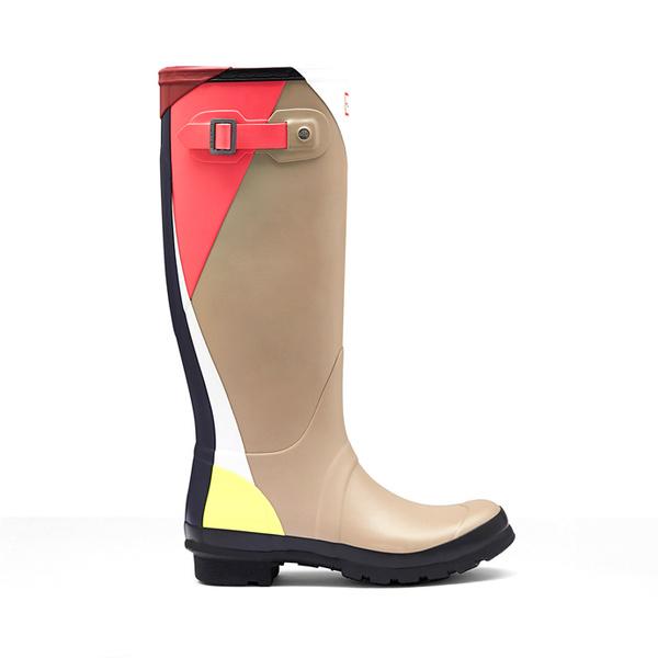 Шире шаг: модная резиновая обувь | галерея [1] фото [12]