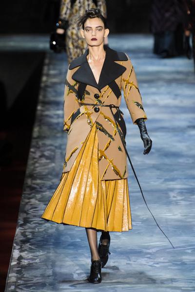 Показ Marc Jacobs на Неделе моды в Нью-Йорке | галерея [1] фото [31]