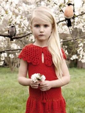 Нева Водянова-Портман в рекламе Caramel Baby and Child