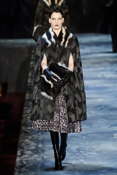 Показ Marc Jacobs на Неделе моды в Нью-Йорке | галерея [1] фото [42]