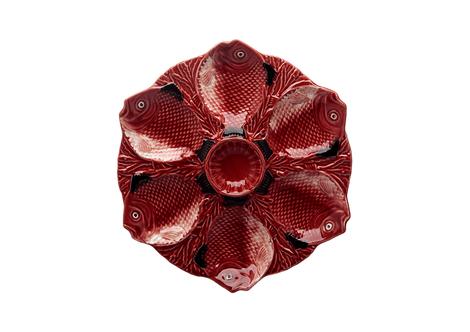 Хороший улов: керамика португальской марки Bordallo Pinheiro | галерея [1] фото [2]