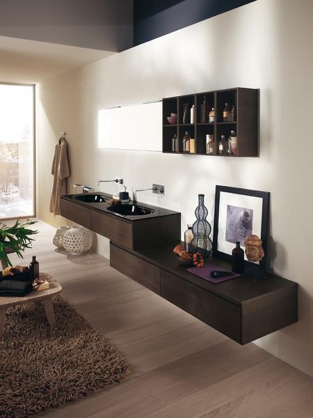 Новые решения для ванной от компании Scavolini | галерея [1] фото [4]