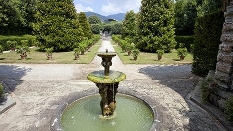 Вилла Марлия в Тоскане станет отелем | галерея [1] фото [1]