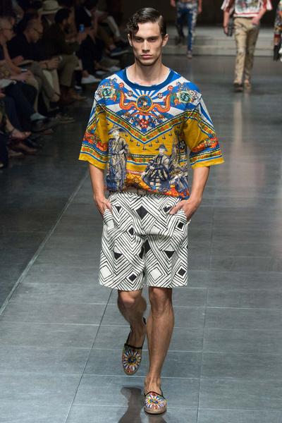 Неделя мужской моды в Милане: лучшие показы | галерея [4] фото [3]