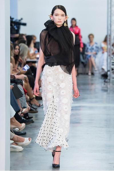 В Москве состоялся показ осенне-зимней коллекции Edem Couture | галерея [1] фото [9]