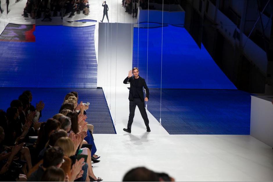 Показ Dior Cruise 2015: взгляд изнутри