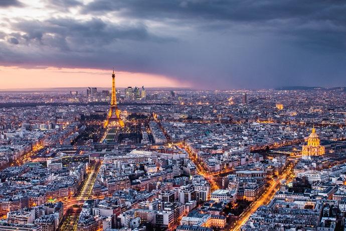 4. Париж