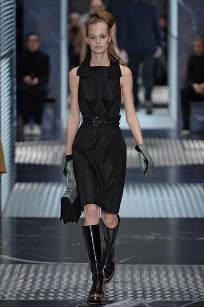 Бренд Prada представил на Неделе мужской моды в Милане сразу две коллекции | галерея [2] фото [2]
