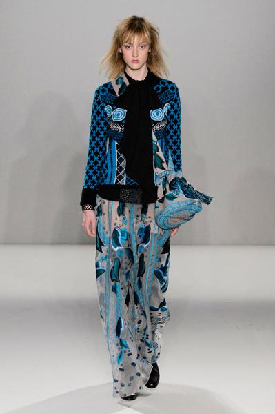 Неделя моды в Лондоне: 22 февраля | галерея [2] фото [11]