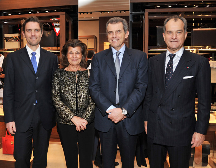 Семья Salvatore Ferragamo