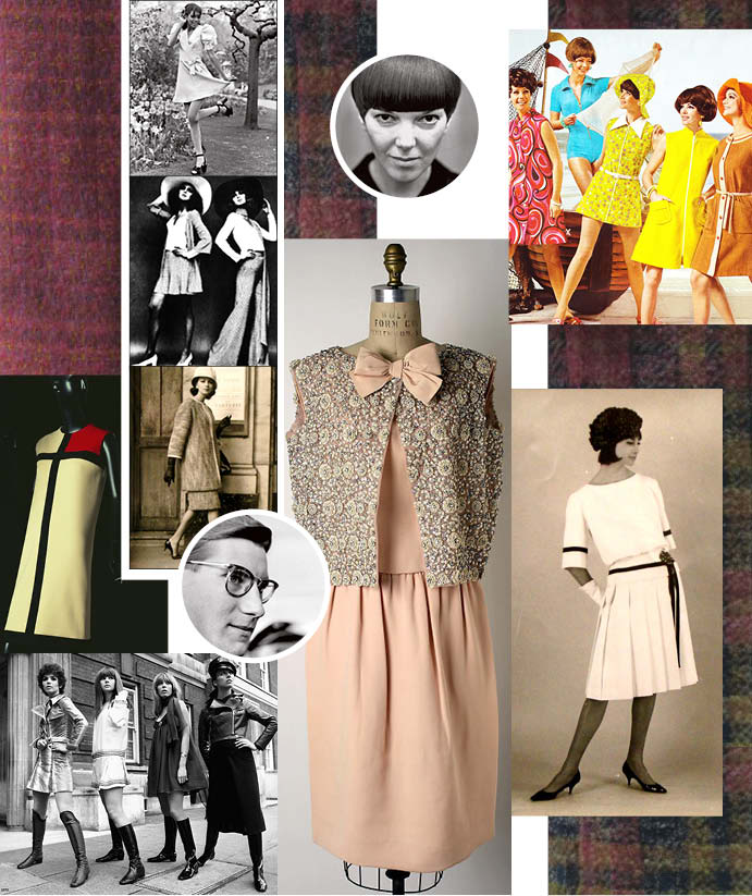 1960-е: Бунт в моде и искусстве и сексуальная революция