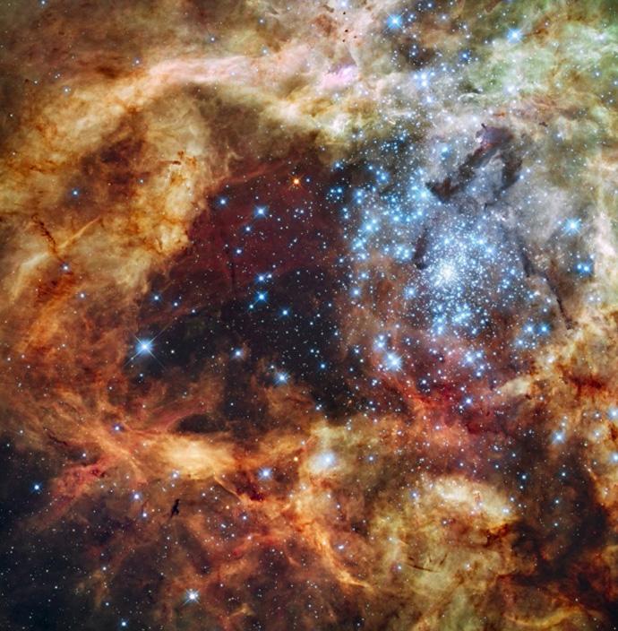 18 невероятных фактов о космосе
