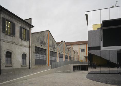 Фонд Prada открывает новую арт-галерею | галерея [1] фото [5]