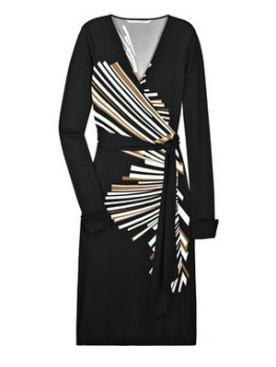 Культовые платья и пальто Diane von Furstenberg подешевели ровно вполовину
