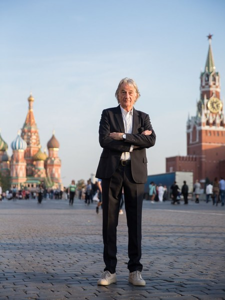 Москву посетил сэр Пол Смит | галерея [1] фото [2]