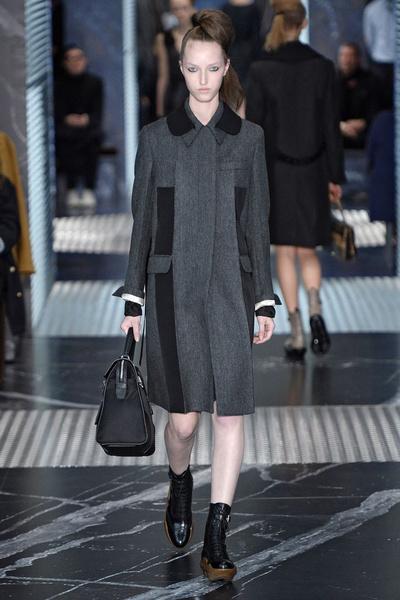 Бренд Prada представил на Неделе мужской моды в Милане сразу две коллекции | галерея [3] фото [3]