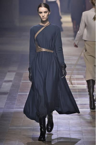 Показ Lanvin на неделе моды в Париже | галерея [1] фото [19]