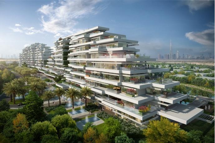 ELLE Inspiration: оазис Al Barari в Дубае