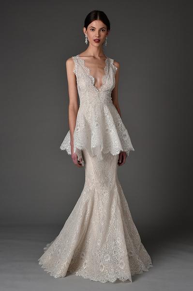 Лучшие коллекции Недели свадебной моды | галерея [1] фото [5]