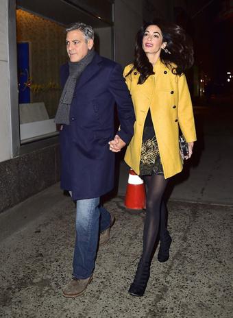 Амаль и Джордж Клуни