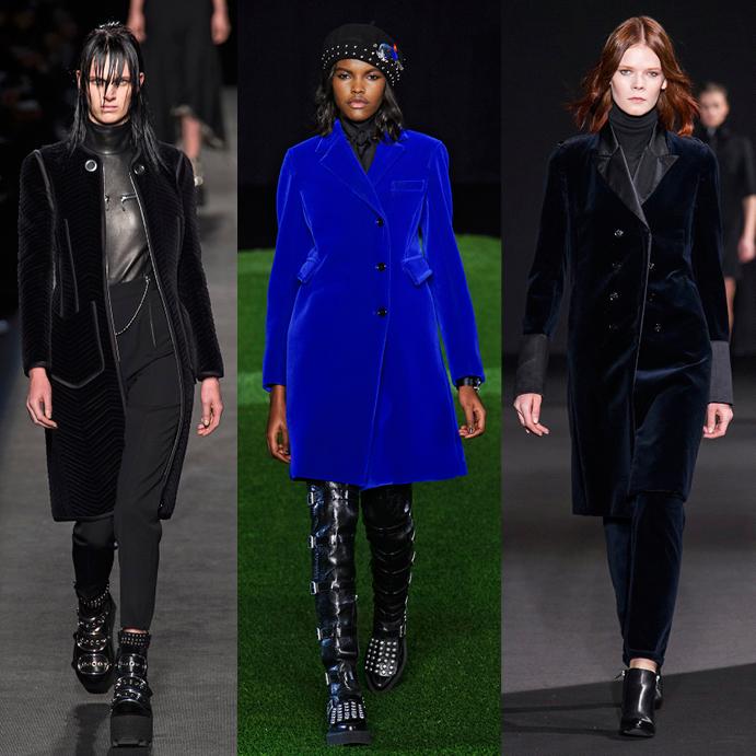 Модная верхняя одежда осень-2015 фото 7