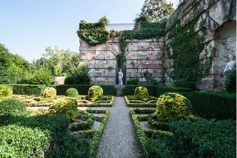 Вилла Марлия в Тоскане станет отелем   галерея [1] фото [16]