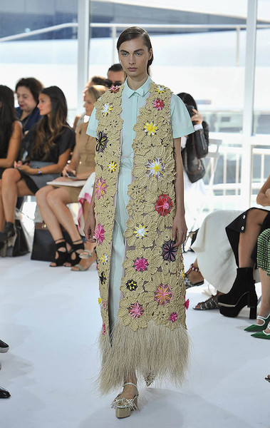 Неделя моды в Нью-Йорке: день девятый | галерея [1] фото [9]