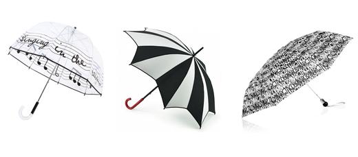 стильные зонты 2013