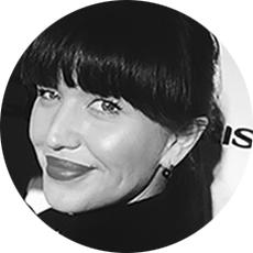 Анастасия Игнатова, ведущий визажист Nars в России