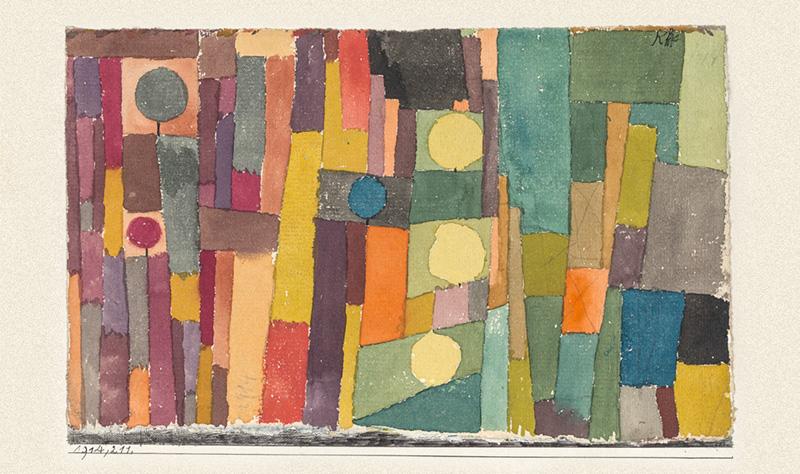 Творчество швейцарского художника Пауля Клее
