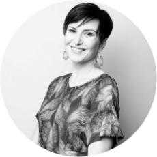 Наташа Смирнова, шеф-редактор ELLE