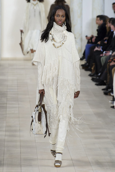 Показ Ralph Lauren на Неделе моды в Нью-Йорке | галерея [1] фото [24]