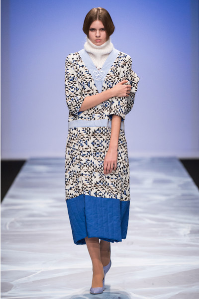 Неделя моды в Москве: лучшие показы | галерея [1] фото [8]