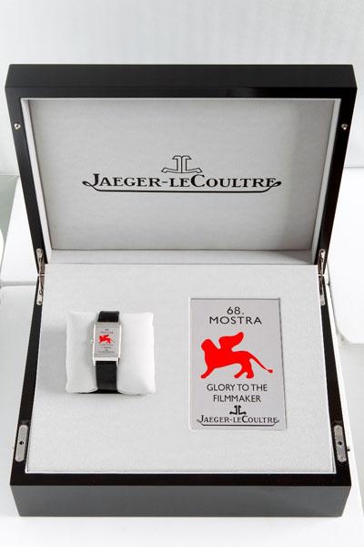 Часы фирмы Jaeger-LeCoultre Reverso for Emergency