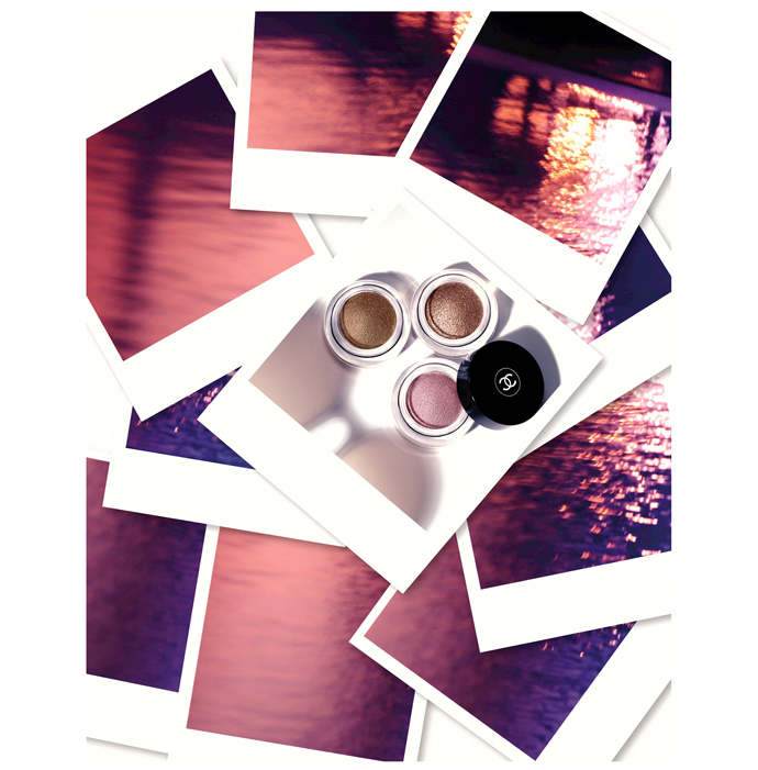 Сhanel выпустил коллекцию макияжа Reflets D'été De Chanel