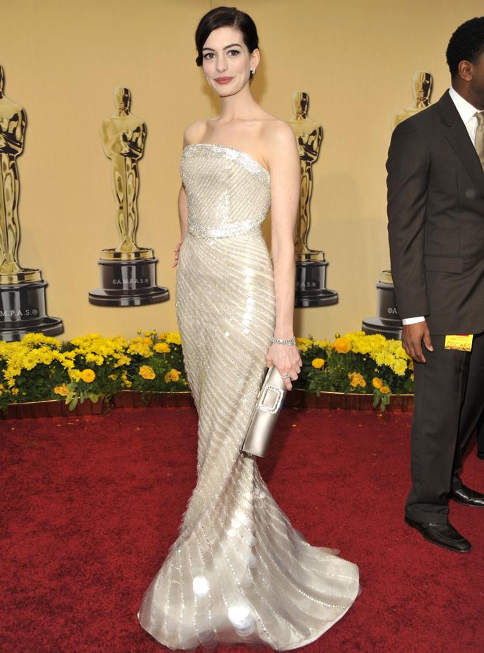 Энн Хэттэуэй, «Оскар-2009»