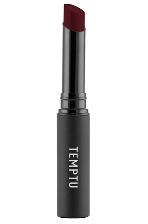 Temptu, стойкая матовая помада Color True Lipstick, оттенок Jet Rouge