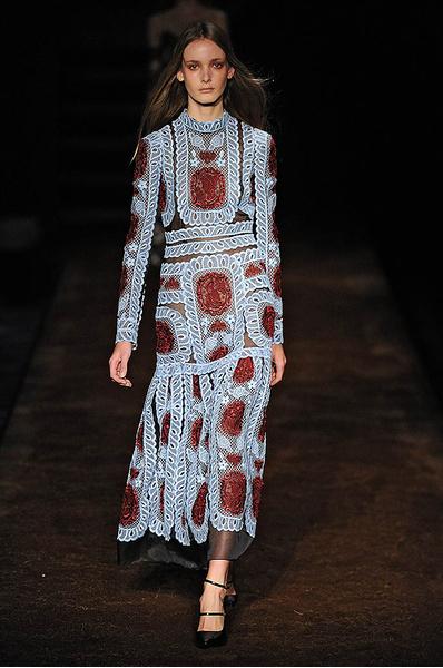 Неделя моды в Лондоне: день четвертый | галерея [2] фото [6]