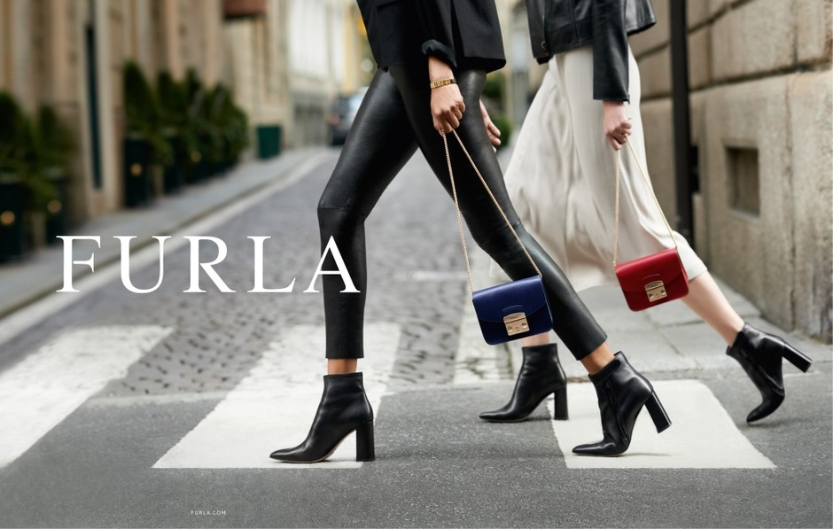Марка Furla посвятила новую рекламную кампанию street style культуре