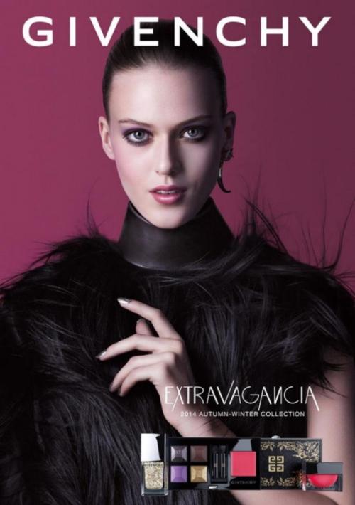 Декоративная косметика от Givenchy