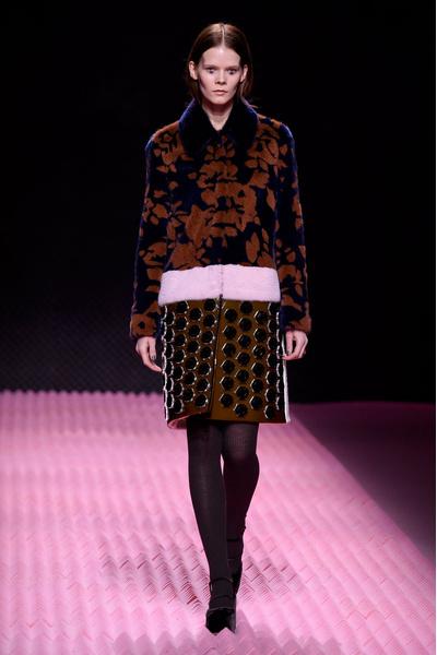 Показ Mary Katrantzou на Неделе моды в Лондоне | галерея [1] фото [14]