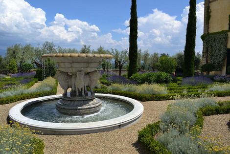 Дома звезд: вилла Стинга в Тоскане | галерея [1] фото [7]