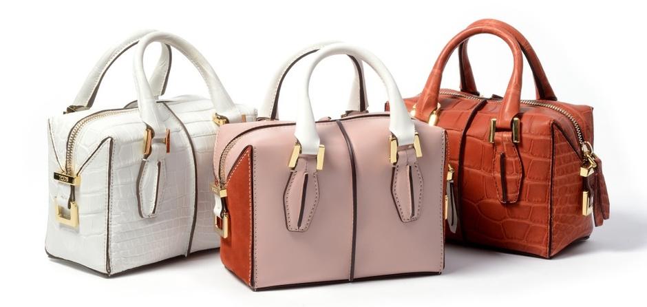 It-bag сезона: сумка D-Cube от Tod's