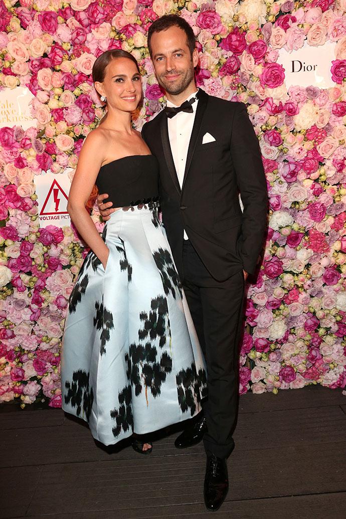 Натали Портман в Dior Couture