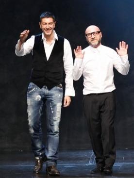 Доменико Дольче и Стефано Габбана вне подозрений