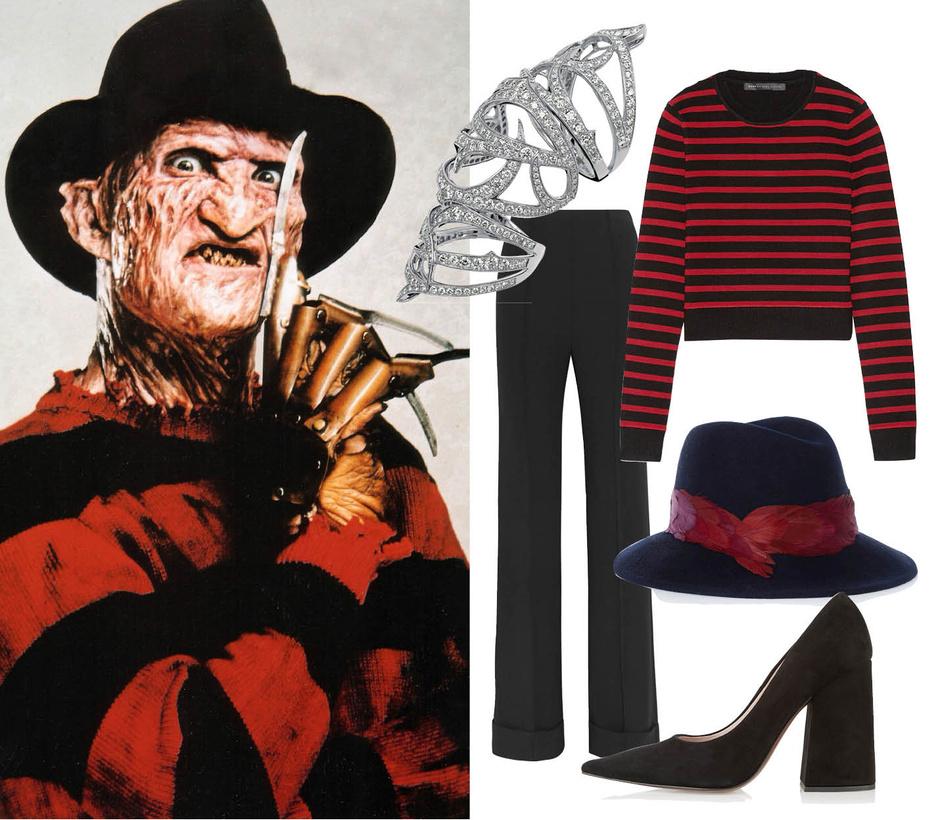 Как в кино: костюм на Хэллоуин