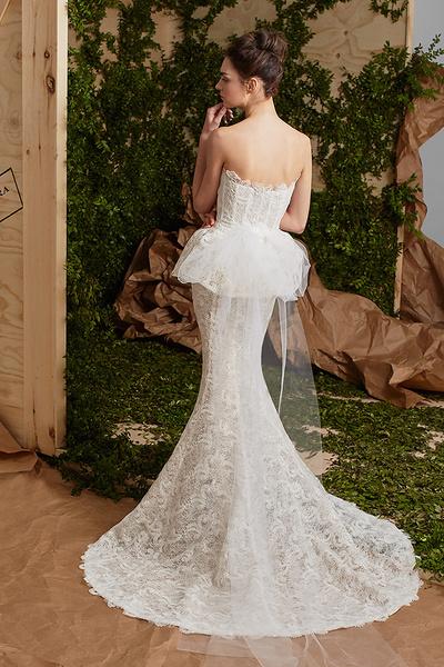 Лучшие коллекции Недели свадебной моды | галерея [7] фото [5]
