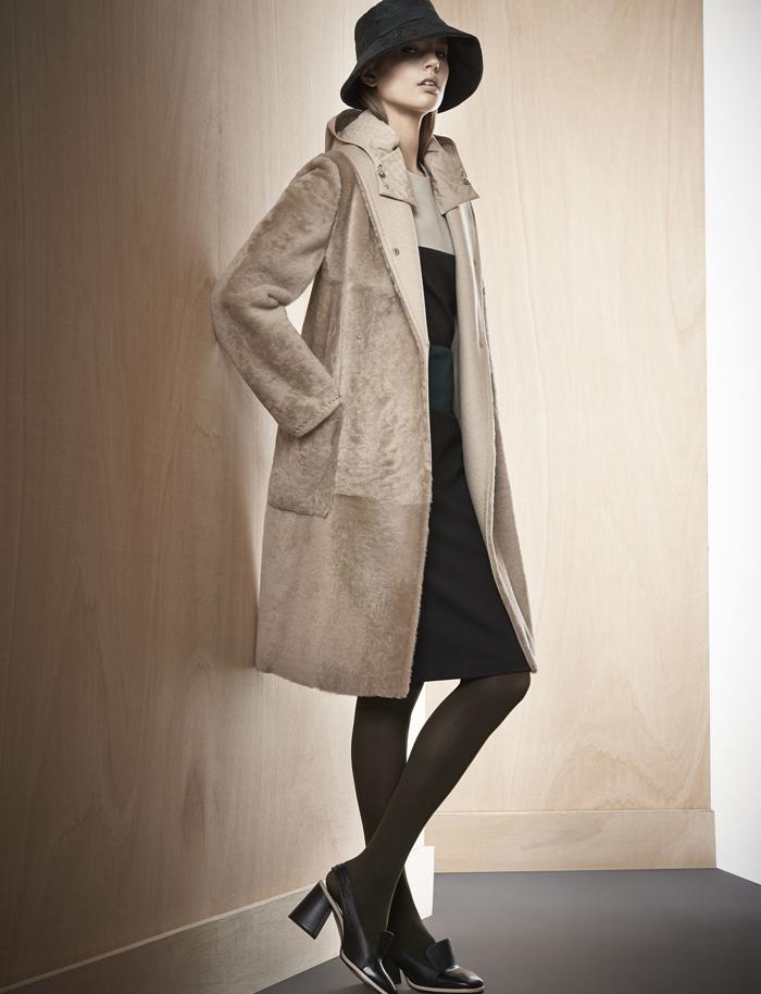 Модная верхняя одежда